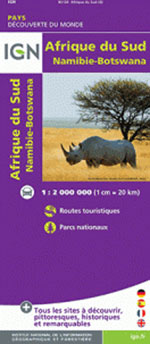 Ign #85120 Afrique du Sud - South Africa