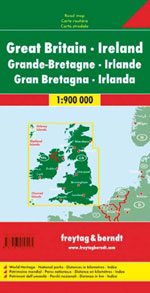 Grande-Bretagne, Irlande - Great Britain, Ireland