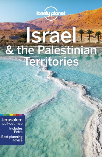 Lonely Planet Israel & Palestinian Territories