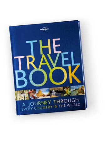 Lonely Planet Travel Book Journey Through Every Country
