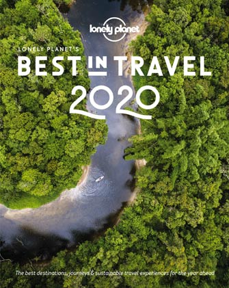 Lonely Planet Best in Travel 2020