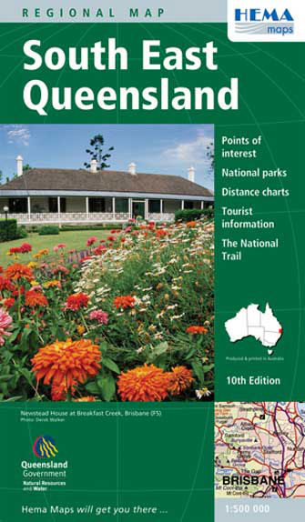 Southeast Queensland, 10th Ed.