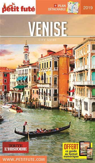 Petit Futé City Guide Venise