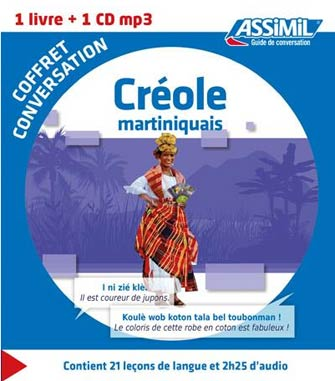 Créole Martiniquais L/cd Mp3