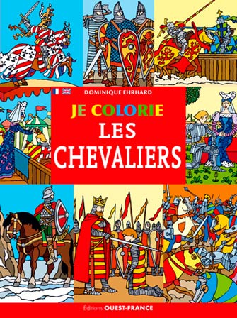 Je Colorie Chevaliers