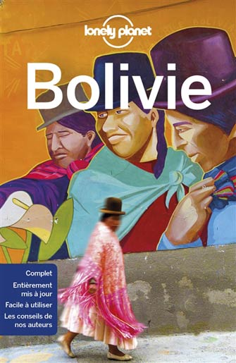 Lonely Planet Bolivie