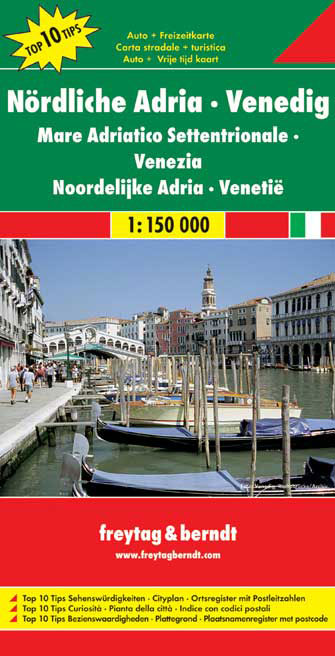 Adriatique Nord & Venise - Northern Adriatic Sea & Venice