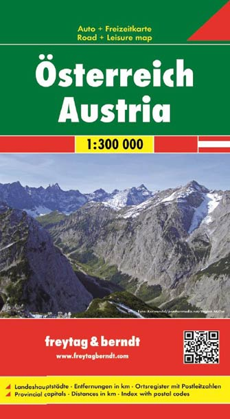 Autriche (Recto-Verso) - Austria (West Folding)