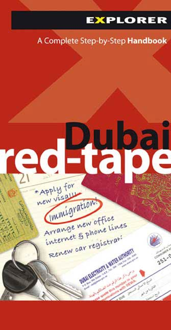 Dubai Red-Tape, 4th Ed.