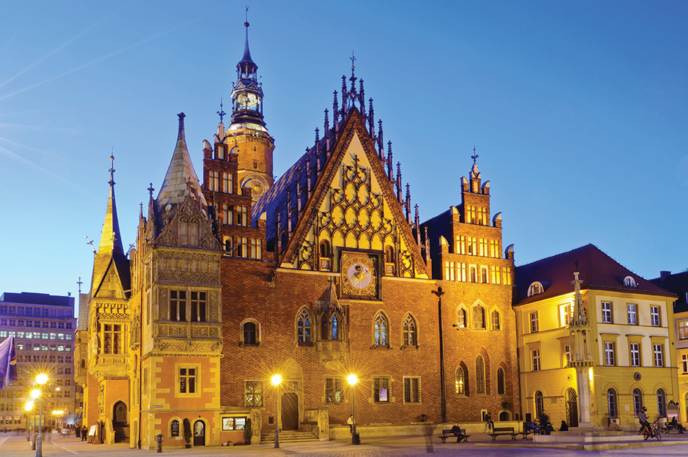 Wroclaw, Pologne | © Dreamstime.com/Christian Draghici